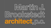 Martin J. Brockstedt Architect, PC's logo